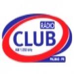 Logo da emissora Rádio Clube 1050 AM