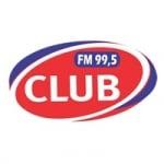 Logo da emissora Rádio Clube 99.5 FM