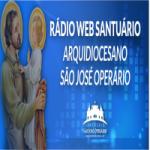 Logo da emissora Rádio Web Santuário São José