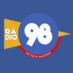 Logo da emissora Rádio 98 Rio