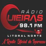 Logo da emissora Rádio Cuieras FM