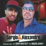Logo da emissora Rádio Sergio & Alexandre