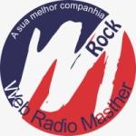 Logo da emissora Rádio Masther Rock