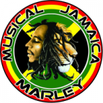 Logo da emissora Rádio Jamaica Marley Web