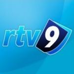 Logo da emissora Radio 9 FM 95.5