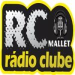 Logo da emissora Rádio Clube de Mallet 1560 AM