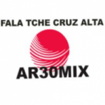 Logo da emissora Rádio Fala Tche Cruz Alta - Grupo AR30MIX