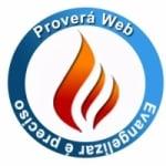 Logo da emissora Rádio Proverá Web