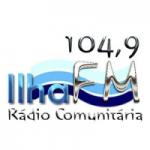 Logo da emissora Rádio Ilha Solteira FM