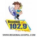 Logo da emissora Rádio Regional Do Araguaia FM