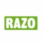 Logo da emissora Razo 103.8 FM