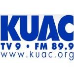 Logo da emissora KUAC 89.9 FM