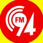 Logo da emissora Rádio 94 FM