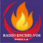 Logo da emissora Rádio Enchei-vos