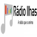 Logo da emissora Rádio Ilhas