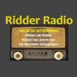 Logo da emissora Ridder Radio