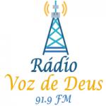 Logo da emissora Rádio Voz De Deus