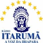 Logo da emissora Rádio Itarumã