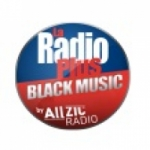 Logo da emissora La Radio Plus Black Music