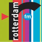 Logo da emissora Rotterdam 107.1 FM kanal 1
