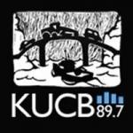 Logo da emissora KUCB 89.7 FM