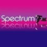 Logo da emissora Spectrum FM Marbella