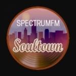Logo da emissora Spectrum FM Soul