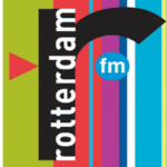Logo da emissora Rotterdam 106.5 FM kanal 4