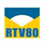 Logo da emissora RTV 80 FM 105.9