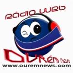 Logo da emissora Rádio Web Ourém News