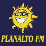 Logo da emissora Rádio Planalto FM