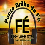 Logo da emissora Web Rádio PBF