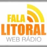 Logo da emissora Rádio Fala Litoral