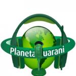 Logo da emissora Rádio Planeta Guarani