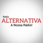 Logo da emissora Rádio Alternativa Corupá