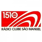 Logo da emissora Rádio Clube Regional 1510 AM