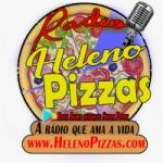 Logo da emissora Rádio Heleno Pizzas