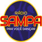 Logo da emissora Rádio Sampa