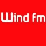 Logo da emissora Rádio Wind FM