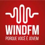 Logo da emissora Rádio Wind 103.7 FM