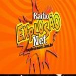 Logo da emissora Rádio Explosão Net