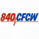 Logo da emissora Radio CFCW 840 AM