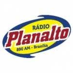 Logo da emissora Rádio Planalto 890 AM