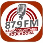 Logo da emissora Rádio Comunitária de Gurupá 87.9 FM