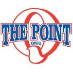 Logo da emissora KWHQ 100.1 FM
