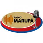 Logo da emissora Rádio Marupa