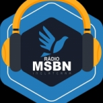 Logo da emissora Rádio MSBN Inglaterra