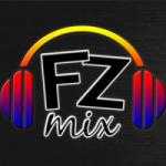 Logo da emissora Rádio FZ Mix