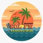 Logo da emissora Rádio Sol FM