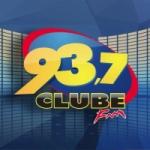 Logo da emissora Rádio Clube Cidade 93.7 FM